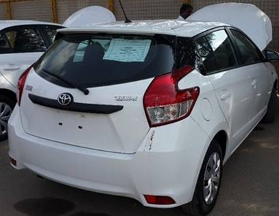 Toyota Yaris Toyota Vios in Pakistan (3)