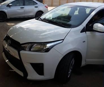 Toyota Yaris Toyota Vios in Pakistan   (4)