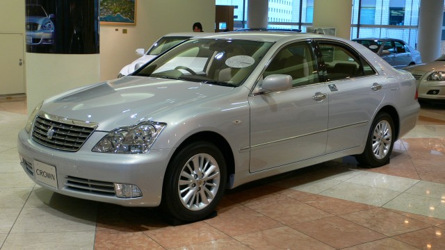 Toyota crown 1
