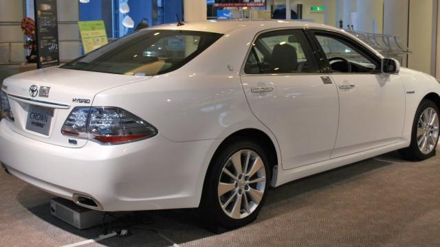 Toyota crown 2