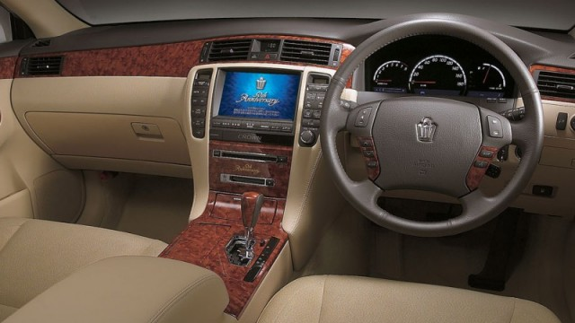 Toyota crown 3