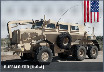 Buffalo EOD (USA)