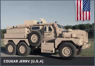 Cougar JERRV (USA)