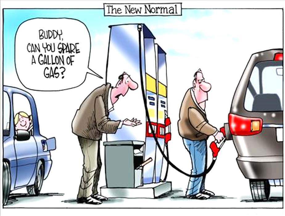 Pakistan Fuel Shortage Beggar