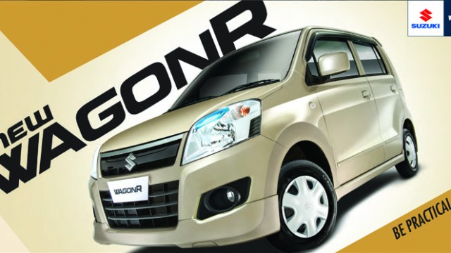 Pak Suzuki halts Wagon R bookings - PakWheels Blog