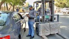 Traffic Wardens Lahore