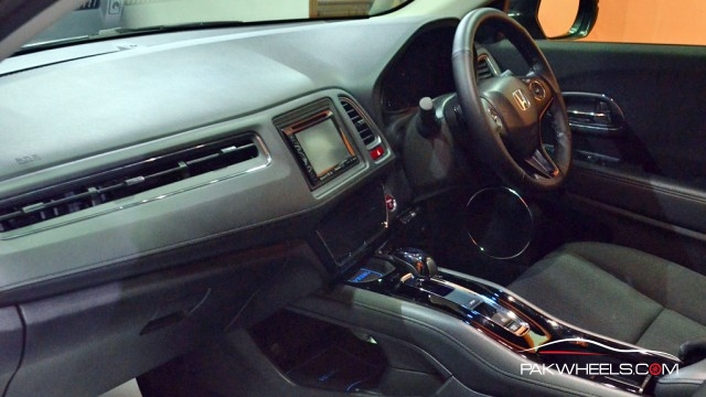 Honda Vezel Interior