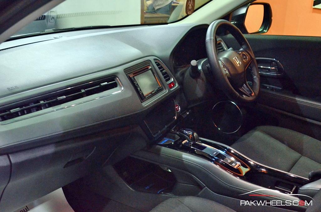 2014 Honda Vezel (3)