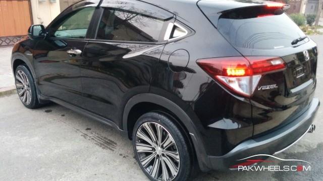 Honda Vezel Exterior Rear