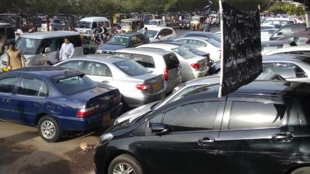 Khalid Bin Waleed Traffic