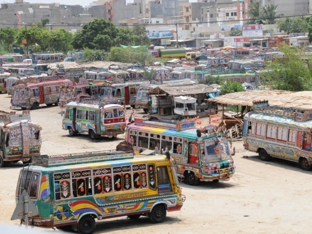 Karachi Transporters