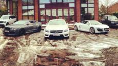 Aamir Khan cars