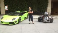 Aamir Khans Lamborghini