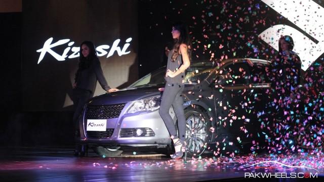 Suzuki Kizashi Officially Launched in Pakistan 22