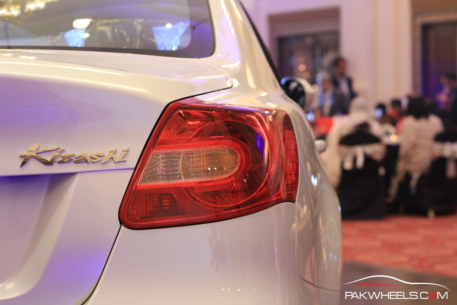Suzuki Kizashi Officially Launched in Pakistan 27