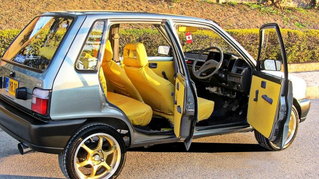 Modified Suzuki Mehran