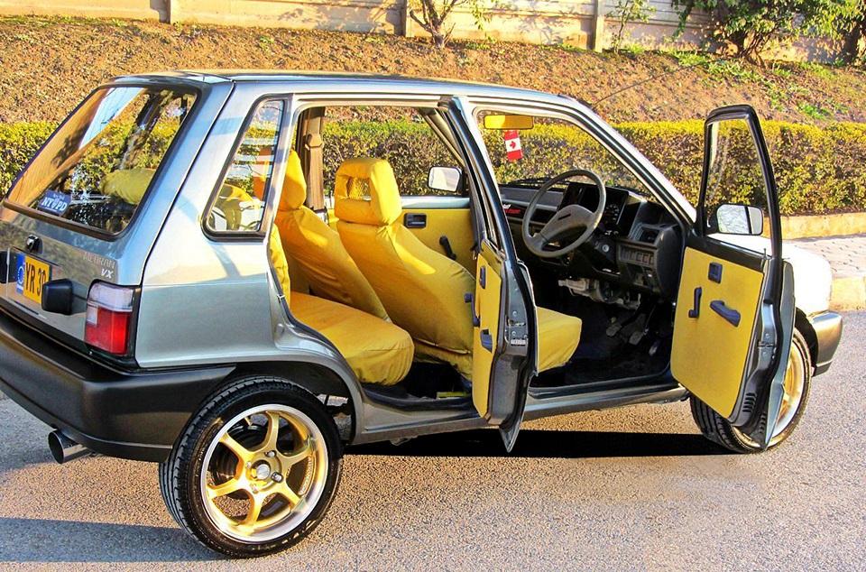 Suzuki Mehran Sports Cars