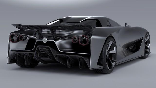 Nissan GTR concept 2