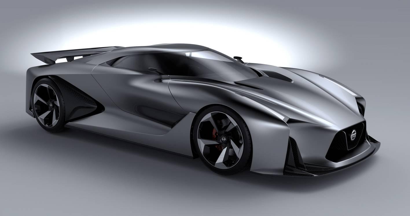 Nissan gtr concept 1