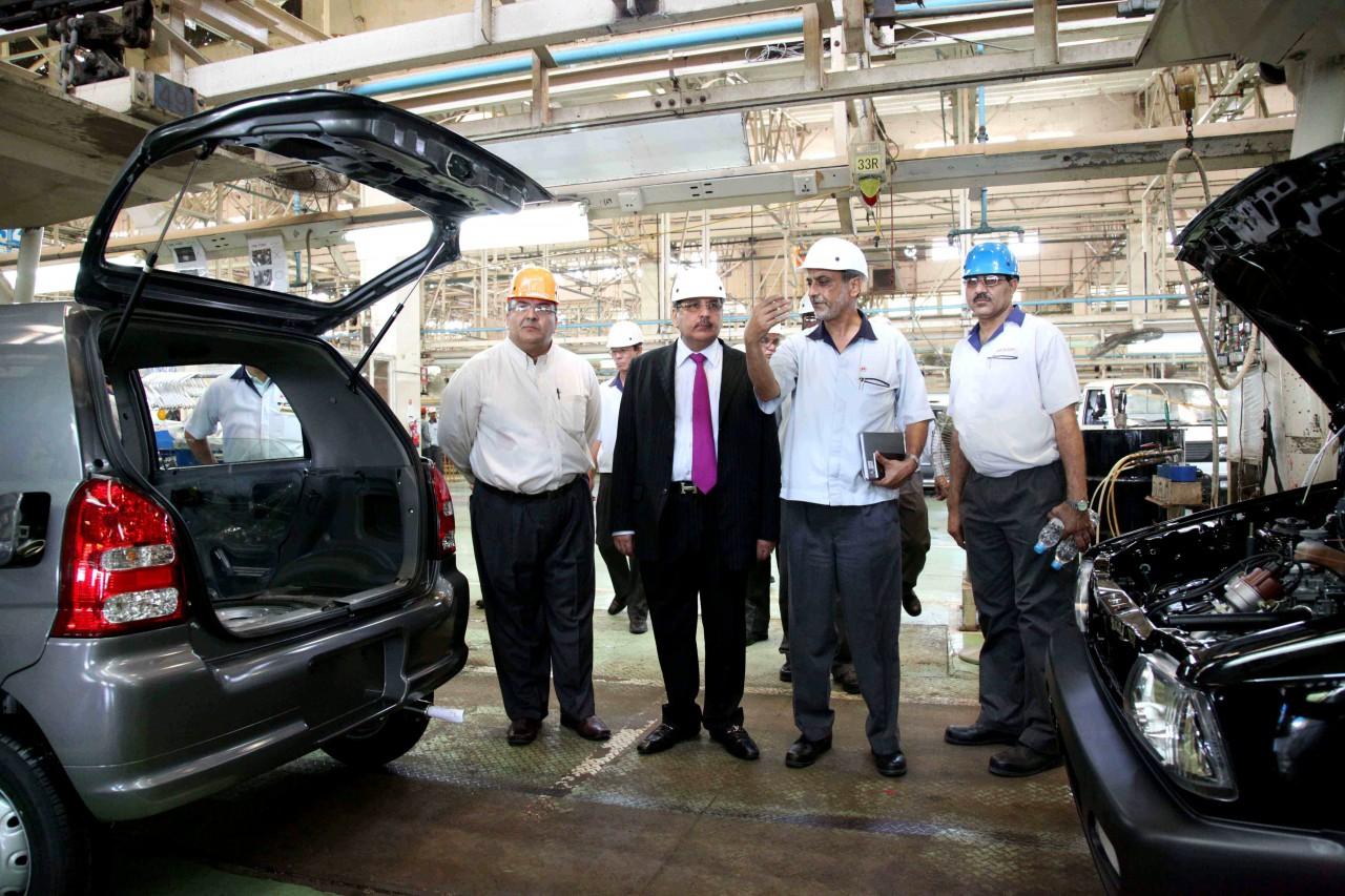 Pak Auto Industry