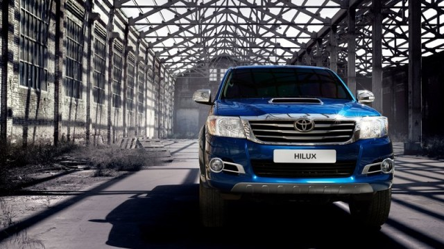Toyota Hilux Invincible X 3