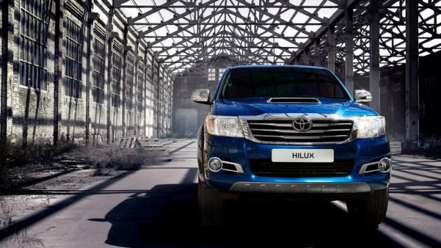 Toyota Hilux Invincible X 3