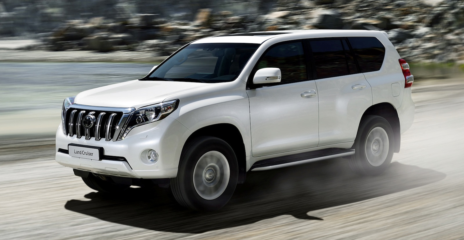 Toyota prado is perhaps the most popular suv in the country though land cruiser ii version in 90s was also badged prado in japan the 1st generation 95