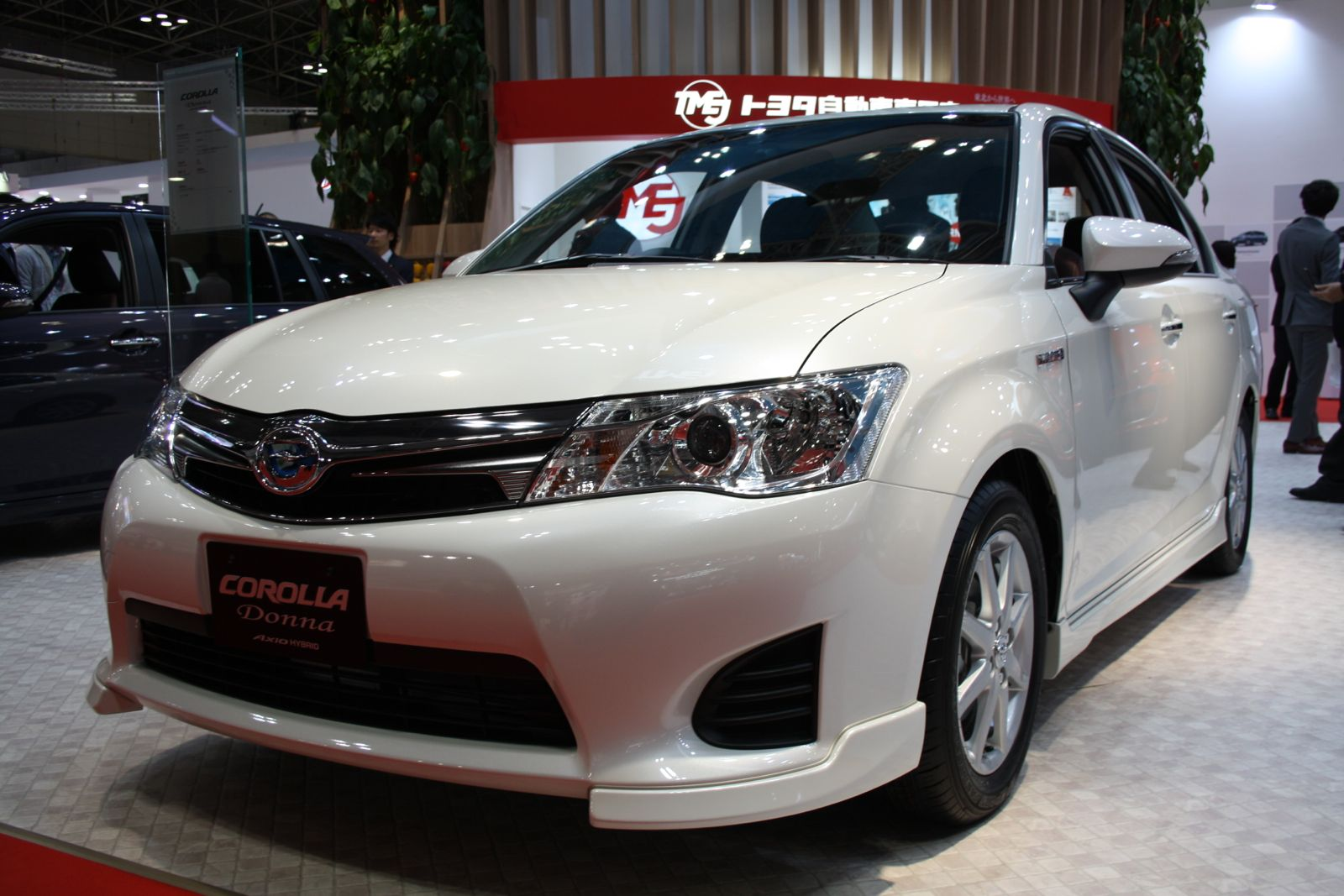 You Can Buy A 2013 Toyota Axio Hybrid For The Price Of The