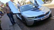 Aamir Khan BMW