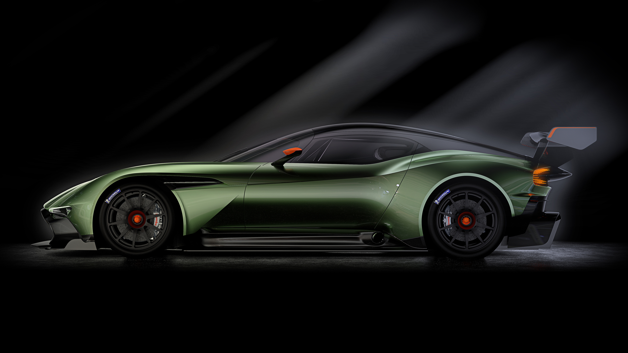 the stunning 800hp aston martin vulcan - pakwheels blog