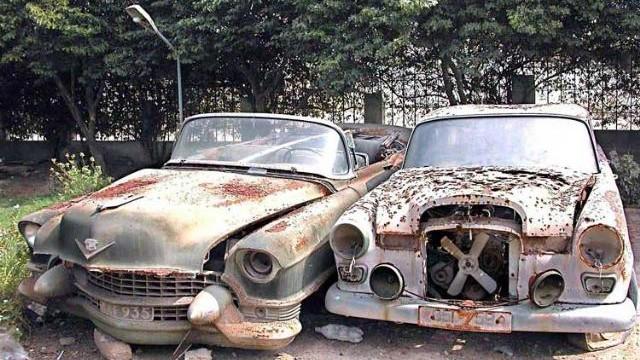 cars of fatima jinnah