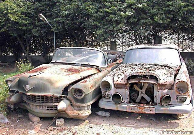 cars of fatima jinnah