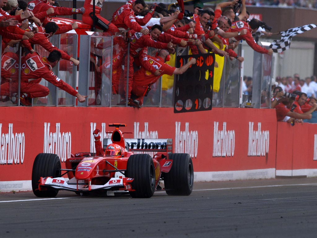 Schumacher and the Tofosi
