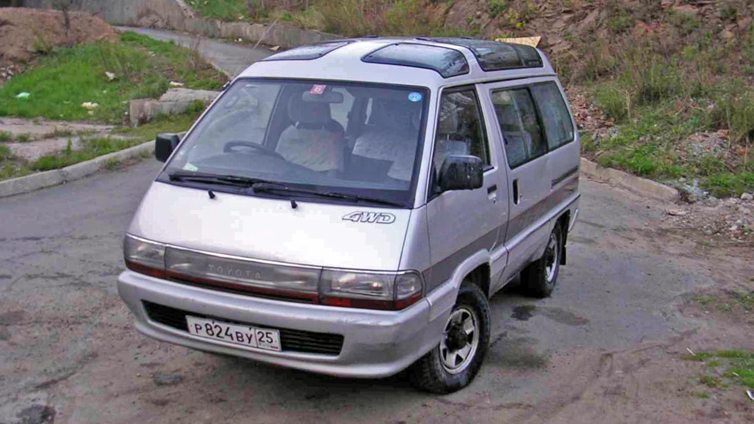 Toyota Townace Pakistan