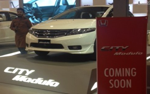 Honda City Modulo Pakistan