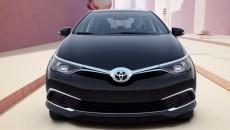 2015 Toyota Corolla facelift