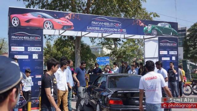 Pakwheels Lahore Auto Show 2015