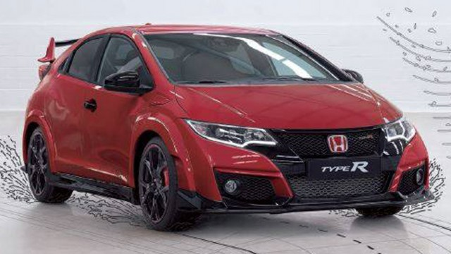 2016 honda civic type r this is it pakwheels blog. Black Bedroom Furniture Sets. Home Design Ideas