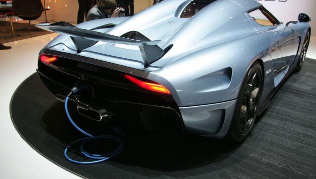Koenigsegg Regera 2
