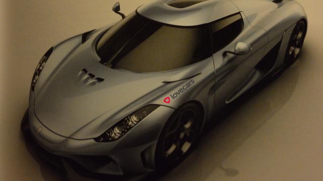 Koenigsegg Regera 3