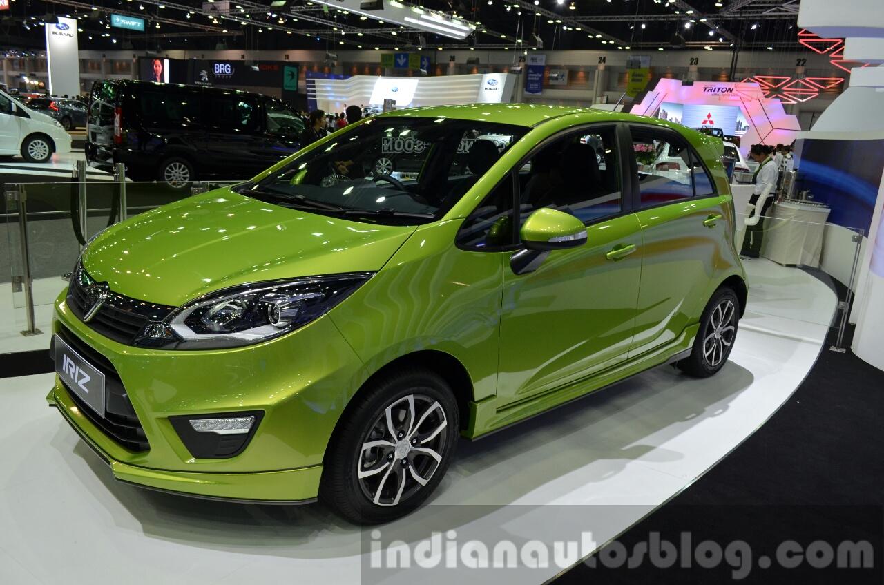 Proton-Iriz-at-the-2014-Thailand-International-Motor-Expo