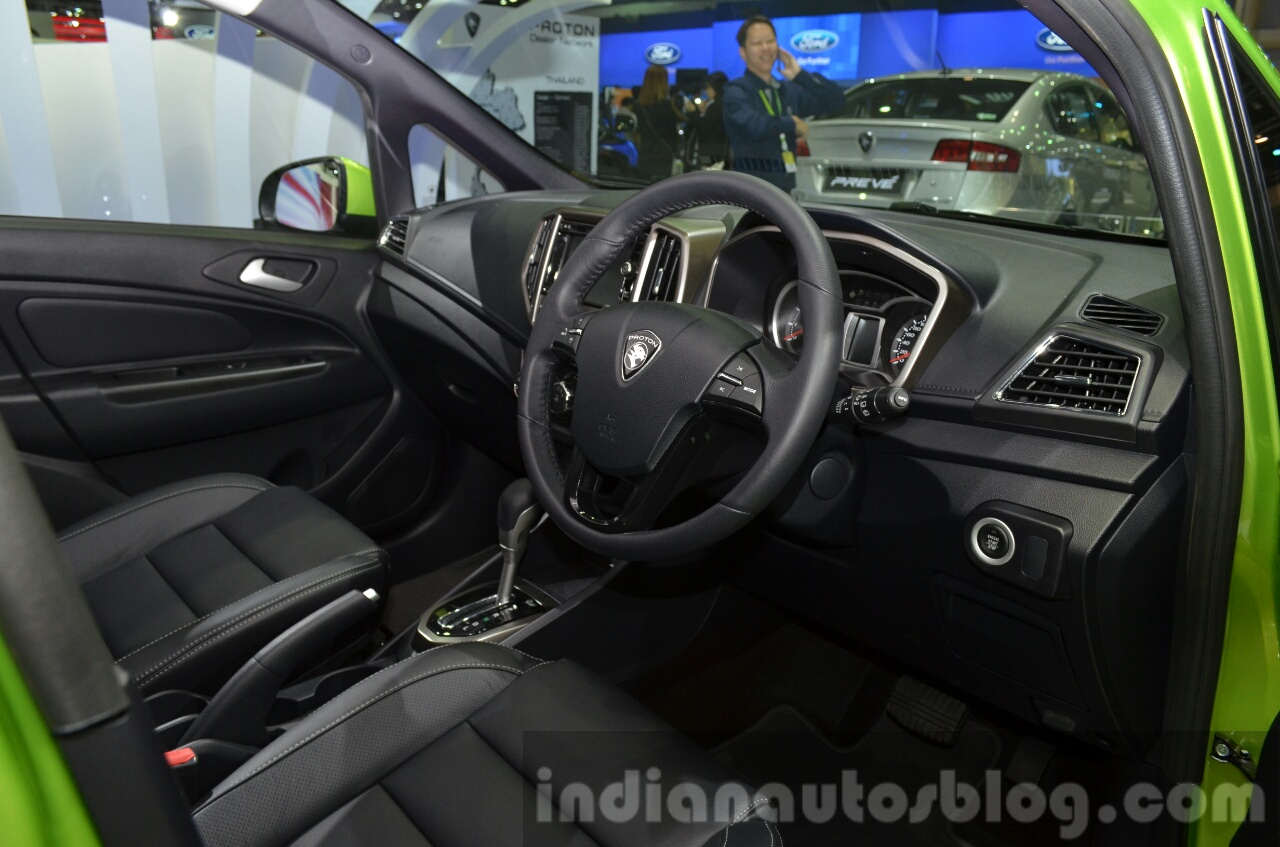 Proton-Iriz-interior-at-the-2014-Thailand-International-Motor-Expo