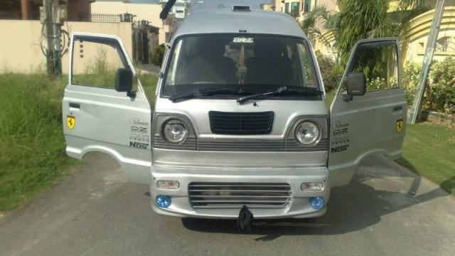 Suzuki Carry Dabba