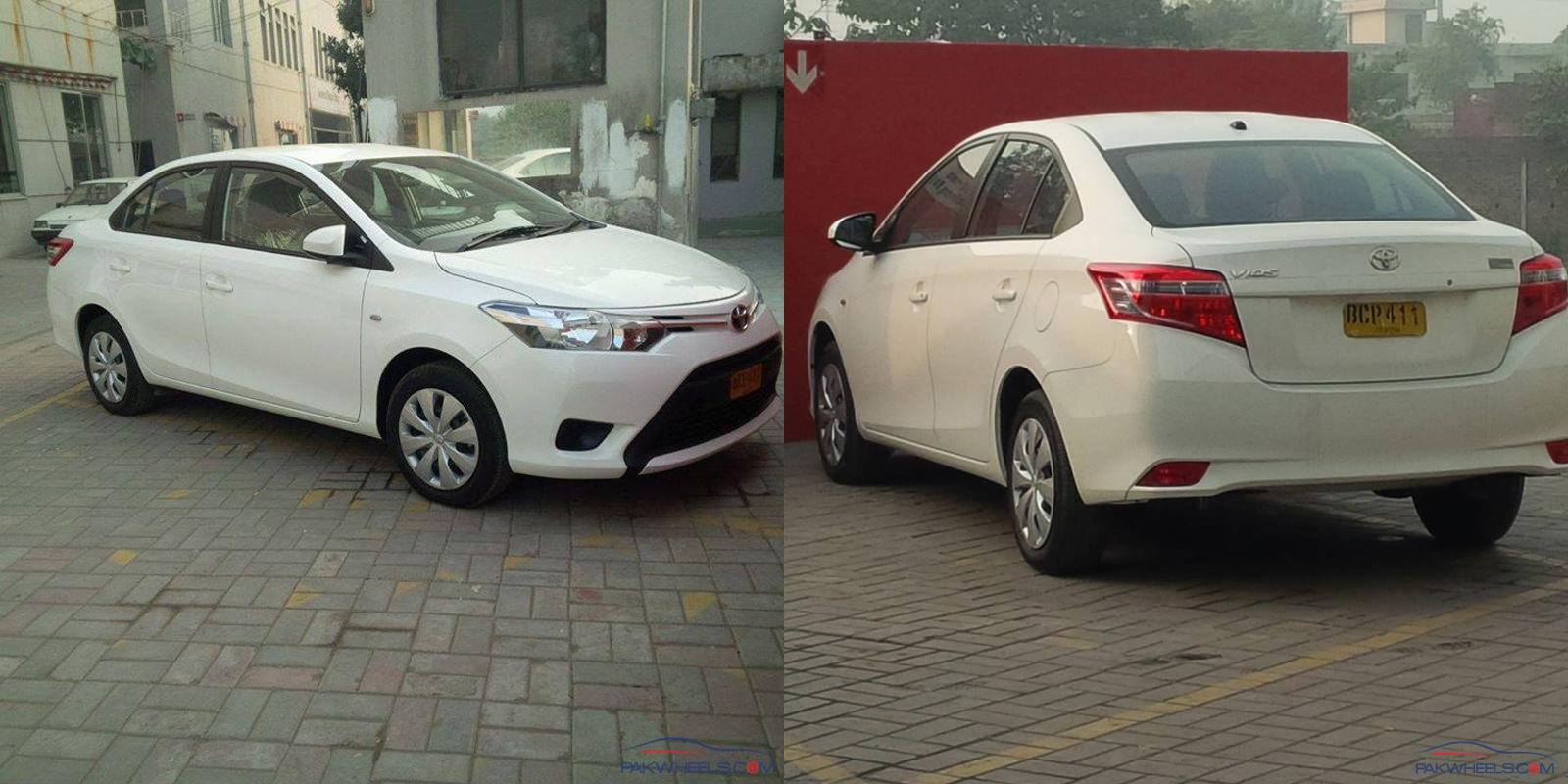 Toyota Vios in Pakistan 3