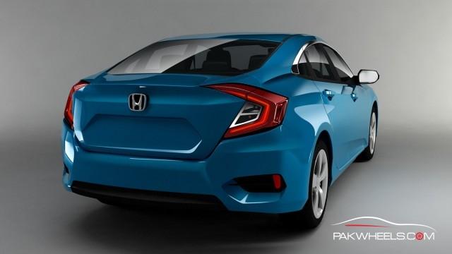 Honda Atlas Pakistan Plans To Launch New Civic In 2017 - PakWheels ...