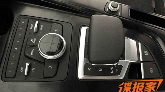 2016 Audi A4 2