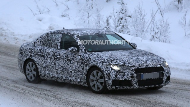 2016 Audi A4 3