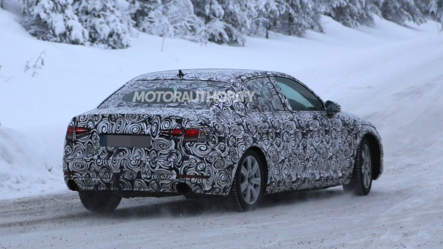 2016 Audi A4 4