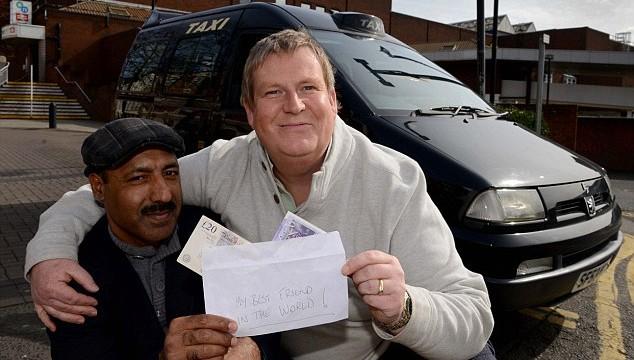 Pakistani Taxi Driver