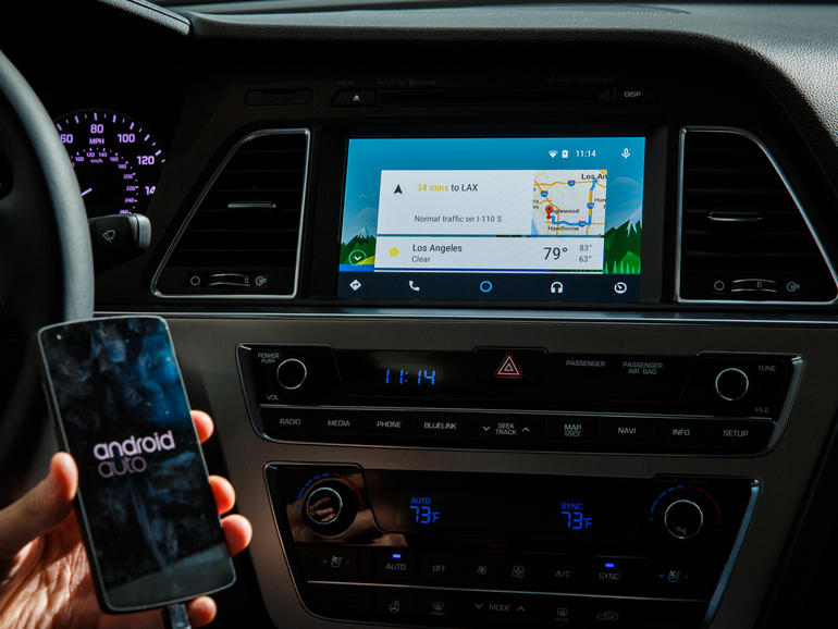 android auto in pakistan